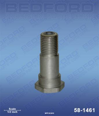 Bedford - BEDFORD - PISTON VALVE - ULTRA 400/600, EM380/390/490 - 58-1461, REPLACES GRA-218197