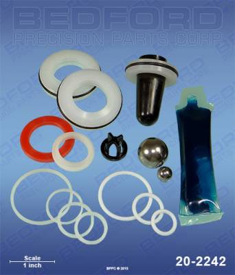 Bedford - BEDFORD - KIT - 440HP, 447HP, 660HPX - 20-2242, REPLACES TSW-730-401