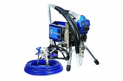 Sprayers - Graco - Graco - GRACO - SPRAYER, 395, ULTRA, PC, STAND - 17C314