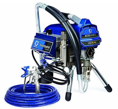 Graco - Electric - Graco - GRACO - SPRAYER,490,UMAX II,PCPRO,STAND - 17C327