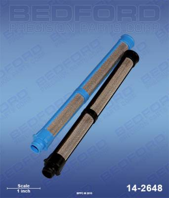 Spray Parts - Filters - Airless Gun Filters