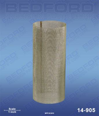 Spray Parts - Filters - Inlet Sump Filters