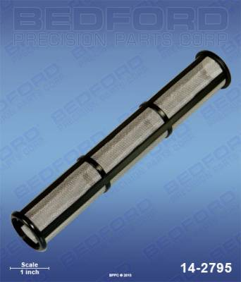 Spray Parts - Filters - Outlet Filters