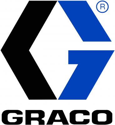 Graco - Dura-Flo 2400 - Graco - GRACO - KIT REPAIR DF2400 PE/PTFE - 222880