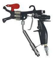 Spray Guns - Titan - Air-Assisted