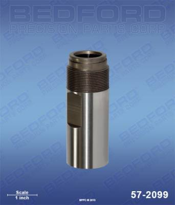 Graco - EuroPro 495 - Bedford - BEDFORD - CYLINDER - 395/490/495ST, GM3000, ULTRA 600 - 57-2099, REPLACES GRA-235708
