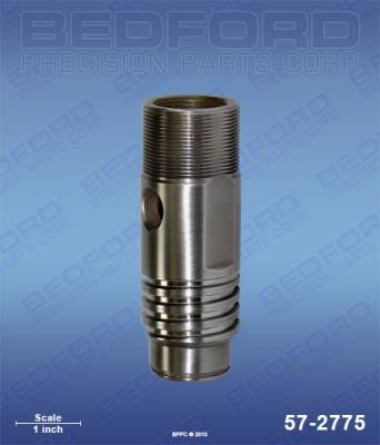 Graco - Ultra Max II 595 - Bedford - BEDFORD - CYLINDER - 395/495 STPRO, ULTRA 695 - 57-2775, REPLACES GRA-243176