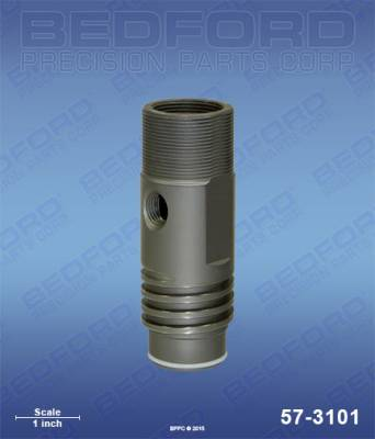 Graco - ST Max 495 - Bedford - BEDFORD - CYLINDER - 395/495 STPRO, ULTRA 695 - 57-3101, REPLACES GRA-17D481