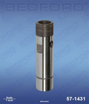 Amspray - MAB Cougar - Bedford - BEDFORD - CYLINDER - 396 FLUID SECTION - 57-1431