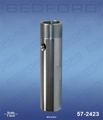 Graco - Ultra 433 - Bedford - BEDFORD - CYLINDER - GM3500, ULTRA 1000 - 57-2423, REPLACES GRA-185211