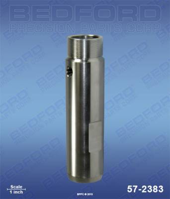 Graco - LineLazer 5000 - Bedford - BEDFORD - CYLINDER - GM5000, GM10000, ULTRA 1500 - 57-2383, REPLACES GRA-183181