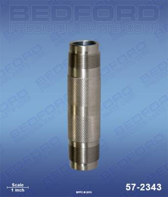 Titan - PowrTwin 4500 - Bedford - BEDFORD - CYLINDER - POWRTWIN 3500/4500 - 57-2343