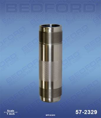 Titan - PowrLiner 6000 - Bedford - BEDFORD - CYLINDER - POWRTWIN 5500 - 57-2329, REPLACES TSW-143-822