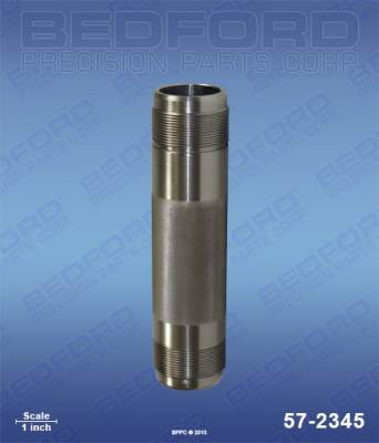 Titan - PowrTwin Classic - Bedford - BEDFORD - CYLINDER - PT CLASSIC, ATLAS 30, ENSIGN 12 - 57-2345, REPLACES TSW-145-922