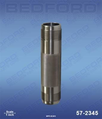 Titan - SlimLine 12:1 - Bedford - BEDFORD - CYLINDER - PT CLASSIC, ATLAS 30, ENSIGN 12 - 57-2345, REPLACES TSW-145-922