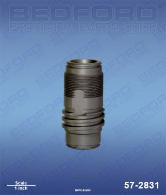 Graco - EuroPro 695 - Bedford - BEDFORD - CYLINDER - ULTRAMAX 695, ULTIMATE MX 695 - 57-2831, REPLACES GRA-243177