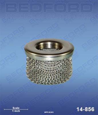 Wagner - 3500 (Diaphragm series) - Bedford - BEDFORD - FILTER, LOW LINE - 14-856