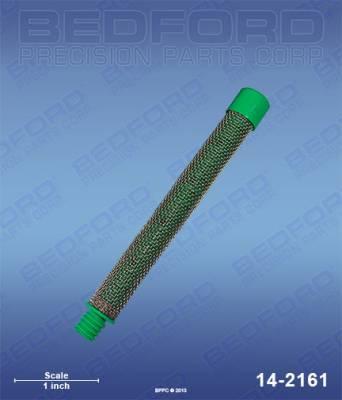 Titan - Impact 400 - Bedford - BEDFORD - GUN FILTER, 30 MESH, GREEN - 14-2161, REPLACES TSW-540-030