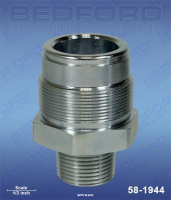 Graco - GM 3012 - Bedford - BEDFORD - INTAKE VALVE - GM5000/10000, ULTRA 1500 - 58-1944, REPLACES GRA-220629