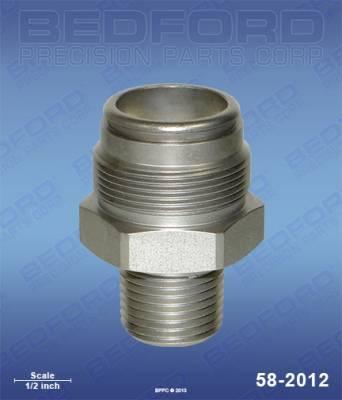 Graco - Nova (Ultra-style) - Bedford - BEDFORD - INTAKE VALVE - ULTRA 400, EM380/390/490 - 58-2012