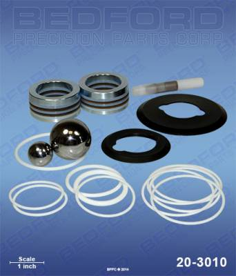 Graco - Xtreme 180cc (750) - Bedford - BEDFORD - KIT - 180CC XTREME 750 - 20-3010, REPLACES GRA-24F969