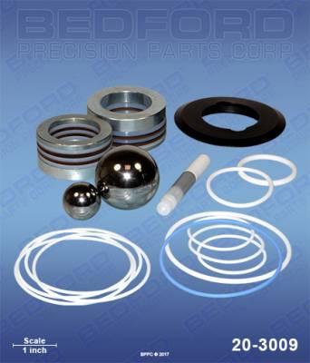 Graco - Xtreme 220cc (900) - Bedford - BEDFORD - KIT - 220CC XTREME 900 - 20-3009, REPLACES GRA-24F967