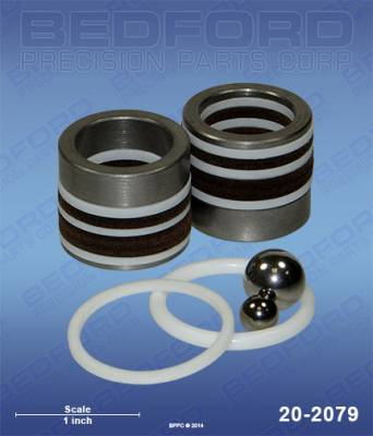 Graco - EH 433 GT - Bedford - BEDFORD - KIT - 30:1 PRESIDENT, GH433 - 20-2079, REPLACES GRA-235635