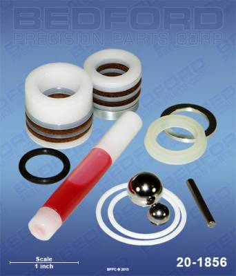 Graco - 455 st - Bedford - BEDFORD - KIT - 390ST, 395ST, 490ST, 495ST, ULTRA 600 - 20-1856, REPLACES GRA-235703