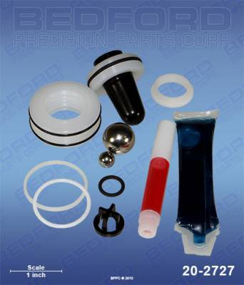 Titan - Impact 540 - Bedford - BEDFORD - KIT - 440IX, 640IX, 660IX - 20-2727, REPLACES TSW-704-586