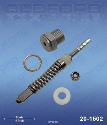 Graco - FieldLazer - Bedford - BEDFORD - KIT - CONTRACTOR GUN - 20-1502, REPLACES GRA-218070