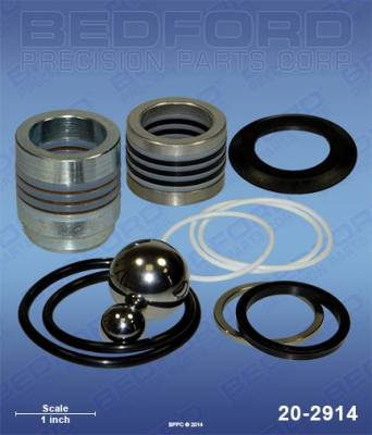 Graco - GH 200 - Bedford - BEDFORD - KIT - EH200, GH200, GH230, GH300 - 20-2914, REPLACES GRA-287813