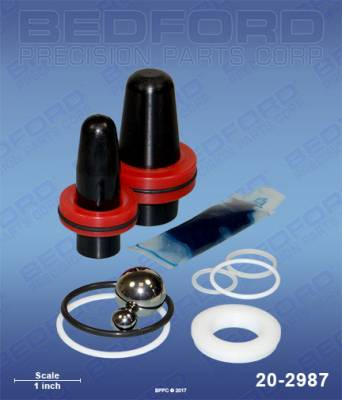 Wagner - Advantage 700 - Bedford - BEDFORD - KIT - EPX2455, EPX2555, ADVANTAGE 700/1100 - 20-2987, REPLACES TSW-0551687