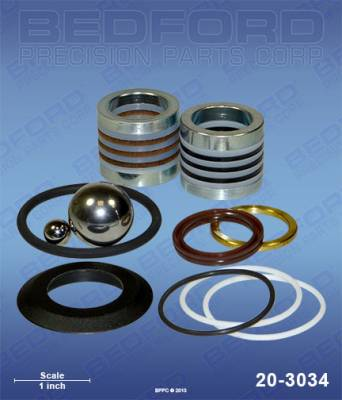 Graco - GH 130 - Bedford - BEDFORD - KIT - GH130, LINELAZER 130HS - 20-3034, REPLACES GRA-288471