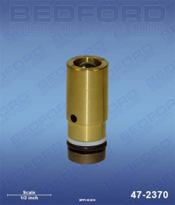 Graco - Nova SP - Bedford - BEDFORD - KIT - PRESSURE TRANSDUCER ASSEMBLY - 47-2370, REPLACES GRA-235009