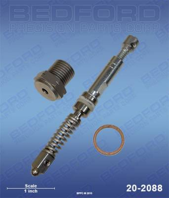 Titan - PowrLiner 6000 - Bedford - BEDFORD - KIT - SGX-20 GUN - 20-2088, REPLACES TSW-520-025