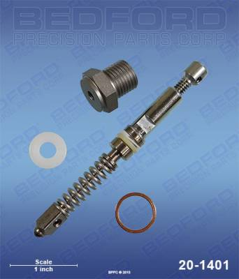 Graco - LineLazer 5000 - Bedford - BEDFORD - KIT - SILVER GUN, FLEX GUN - 20-1401, REPLACES GRA-218143