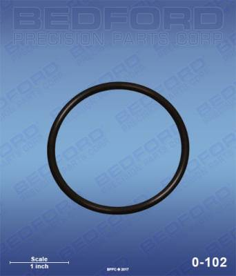 Graco - 1:1 Fast-Ball - Bedford - BEDFORD - O-RING - 0-102