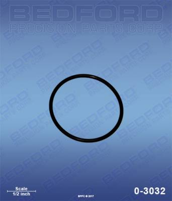 Graco - GH 130 - Bedford - BEDFORD - O-RING - 0-3032, REPLACES GRA-120818