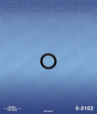 Wagner - EP 2105 - Bedford - BEDFORD - O-RING - 0-3102, REPLACES TSW-9871056