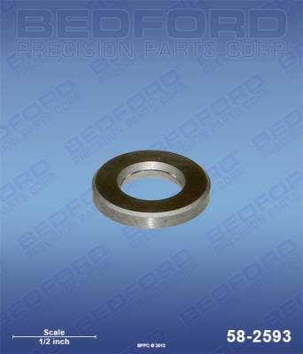 Wagner - 3500 (Piston series) - Bedford - BEDFORD - OUTLET SEAT - EP 2510, EPX 2305/2405/2505 - 58-2593, REPLACES TSW-0294516