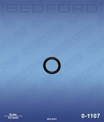 Graco - Viscount Hydraulic Motors - Bedford - BEDFORD - PACKING - 0-1107, REPLACES GRA-155685