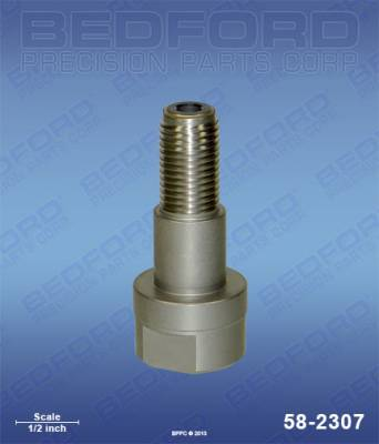 Graco - 46:1 President - Bedford - BEDFORD - PISTON VALVE (SS) - EH333, 23:1 MONARK - 58-2307, REPLACES GRA-223591