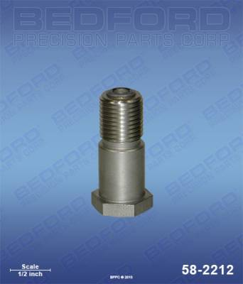 Graco - Duron Performance 390 - Bedford - BEDFORD - PISTON VALVE - 290 EASY, 390ST, 390STS - 58-2212