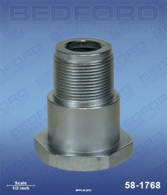 Graco - 63:1 King - Bedford - BEDFORD - PISTON VALVE - 30:1 BULL, GH533, 63:1 KING - 58-1768, REPLACES GRA-205516