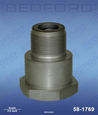 Graco - 45:1 King (HydraCat) - Bedford - BEDFORD - PISTON VALVE - 45:1 KING, GH733, 20:1 BULL - 58-1769, REPLACES GRA-207472