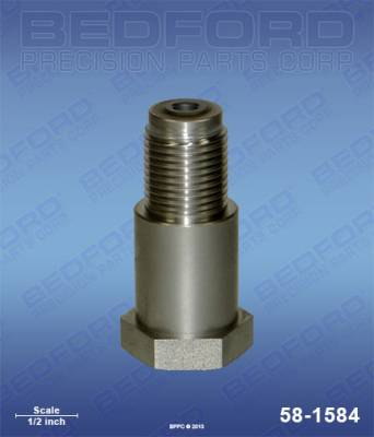 Graco - 15:1 Monark - Bedford - BEDFORD - PISTON VALVE - EH433GT, GH433, 30:1 PRES - 58-1584, REPLACES GRA-206345