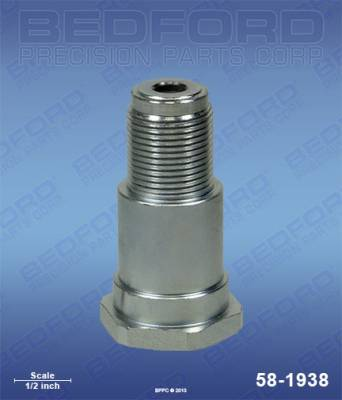 Graco - GM 3012 - Bedford - BEDFORD - PISTON VALVE - GM5000/10000, ULTRA 1500 - 58-1938, REPLACES GRA-220631