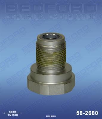 Graco - GMx 7900 - Bedford - BEDFORD - PISTON VALVE - GMAX 7900 - 58-2680