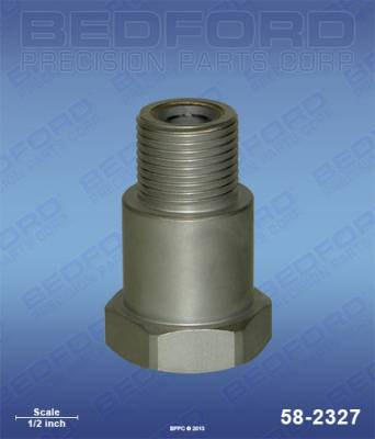 Titan - PowrLiner 6000 - Bedford - BEDFORD - PISTON VALVE - POWRTWIN, PT5500, CMDR 60 - 58-2327, REPLACES TSW-143-945A