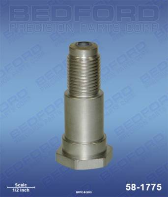 Graco - Ultra 433 - Bedford - BEDFORD - PISTON VALVE - ULTRA 333/433/1000, GM3500 - 58-1775, REPLACES GRA-218036
